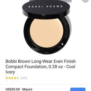Bobbi brown long wear even finish compact